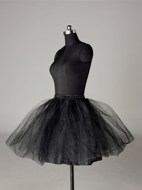 Tüll Netting Ball-Gown 2 Tier KurzLength Special Occasion Petticoats